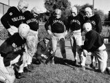 Football Team for the Boilermakers&#39; Union