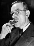 German-Born Us Writer Thomas Mann