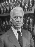Dr Albert Hull at General Electric Research Lab  Developed Radio Tubes to Jam Nazi Broadcasts