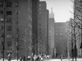 Peter Stuyvesant Village Housing Project