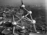 Atomium  Symbol of Brussels World's Fair