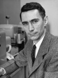 Mathematician and Computer Scientist Claude Shannon