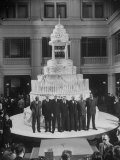Party Celebrating the First Century of the Marshall Field Department Store's 100th Birthday
