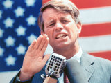 Robert F Kennedy During the Primary Campaign