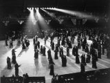 Large Number of Guests Dancing on the Ballroom Floor During Harry S Truman's Inaugural Ball