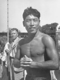 Japanese Swimmer Hironoshin Furuhashi