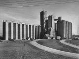 Indiana Farm Bureau Cooperative's Grain Elevator
