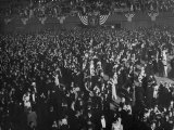 Huge Numbers of People Dancing on the Ballroom Floor During Harry S Truman&#39;s Inaugural Ball