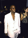 "Rap Artist Sean ""Puffy"" Combs at the Cfda Awards"