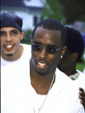 Rap Artist Sean &quot;Puffy&quot; Combs