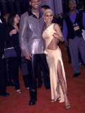 Married Actors Will Smith and Jada Pinkett at the Grammy Awards