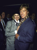 Costume Designer Kathy O'Rear and Boyfriend  Actor Robert Redford