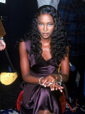 Model Naomi Campbell
