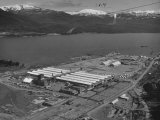 Kemano Powerhouse  Part of Alcan's Kitimat Project