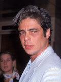 "Actor Benicio Del Toro at Film Premiere for ""Fear and Loathing in Las Vegas"""