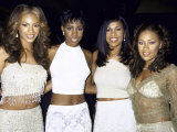 Musical Group Destiny&#39;s Child