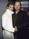 Actress Kate Winslet and Husband  Director Jim Threapleton