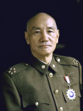 Portrait of General Chiang Kai-Shek