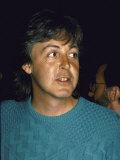 Singer Songwriter Paul Mccartney
