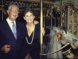 Married Hotel Operators Harry and Leona Helmsley