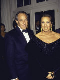 Married Fashion Designers Stephan Weiss and Donna Karan