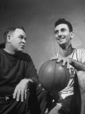 Re: Bob Cousy  Holy Cross Basketball