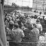 Nazi Woman Being Imprisoned in an Us Internment Camp