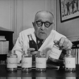 French Chemist  Analyzing the Ingredients of Coca-Cola