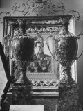 Two Vases from Stalin for the Marriage of the Shah of Iran