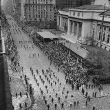 The American Legion Throwing a Parade