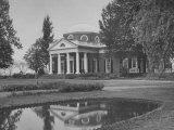 Thomas Jefferson's Home  Monticello  1770's