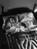 Man Snoring to the Point That His Wife Cannot Even Sleep in the Same Bed Any More