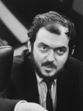 "Director  Stanley Kubrick  During Filiming of His Movie ""2001: a Space Odyssey"""