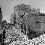 Arab Legion Fighting Israelis for Jerusalem