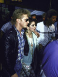 Singer Madonna and Husband  Actor Sean Penn