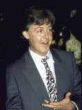 Musician Paul Mccartney at Acpa Salute Party