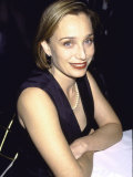 "Actress Kristin Scott Thomas at Film Premiere of ""Shakespeare in Love"""