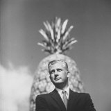 President of the Dole Pineapple Company  Herbert C Corhnuelle