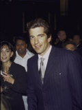 Magazine Publisher John F Kennedy Jr