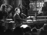 Singer Jerry Lee Lewis Performing at Party for Film &quot;Great Balls of Fire &quot; Based on His Life Story
