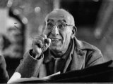 Mohamed Mossadegh  Premier of Iran  Correcting the Prosecutor's Grammar at His Trial