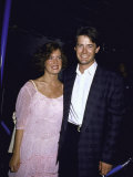 Actors Lara Flynn Boyle and Kyle Maclachlan