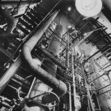 Liquid Missile Fuel Being Manufactures at an Olin Mathieson Plant