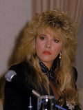 Lead Singer of Rock Group Fleetwood Mac  Stevie Nicks