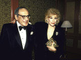 Edgar Rosenberg and Wife  Comedienne Joan Rivers