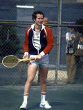 Tennis Pro John Mcenroe