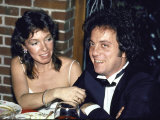 Singer Songwriter Billy Joel and Wife Elizabeth