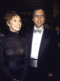 Actress Mary Tyler Moore and Husband  Dr Robert Levine