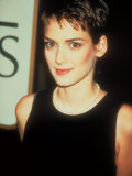 Actress Winona Ryder