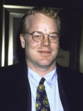 "Actor Philip Seymour Hoffman at Film Premiere of ""Patch Adams"""
